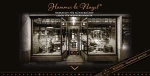 Hammer & Nagel Webdesign