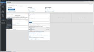 Unter Netzwerk-Einrichtung kannst du dein WordPress Netzwerk einrichten